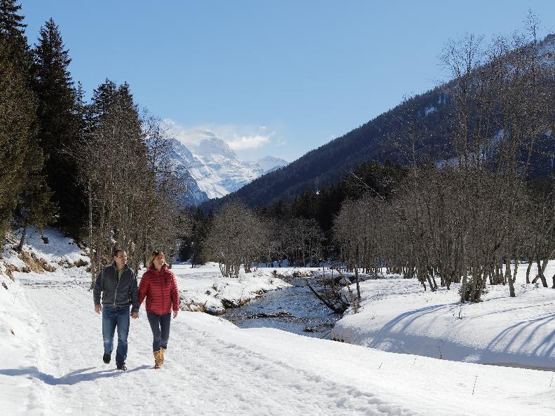 Image 1 - Passeggiata invernale - Campra
