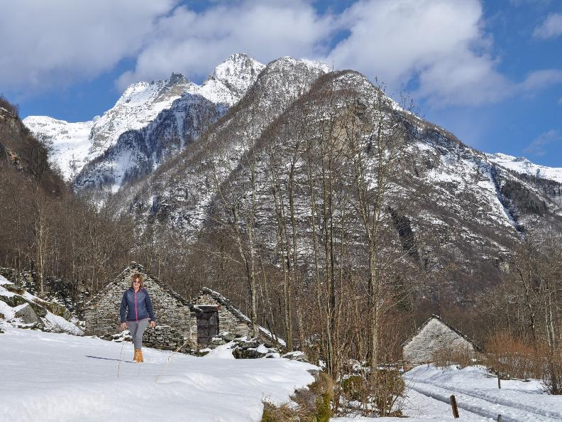 Image 2 - Winter walk - Valle Verzasca