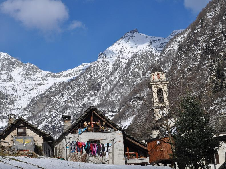 Image 1 - Winter walk - Valle Verzasca