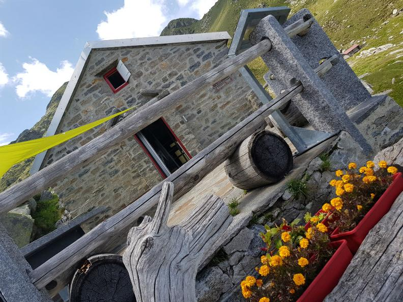 Image 2 - Monte Carasso – Cabane Albagno – Preonzo