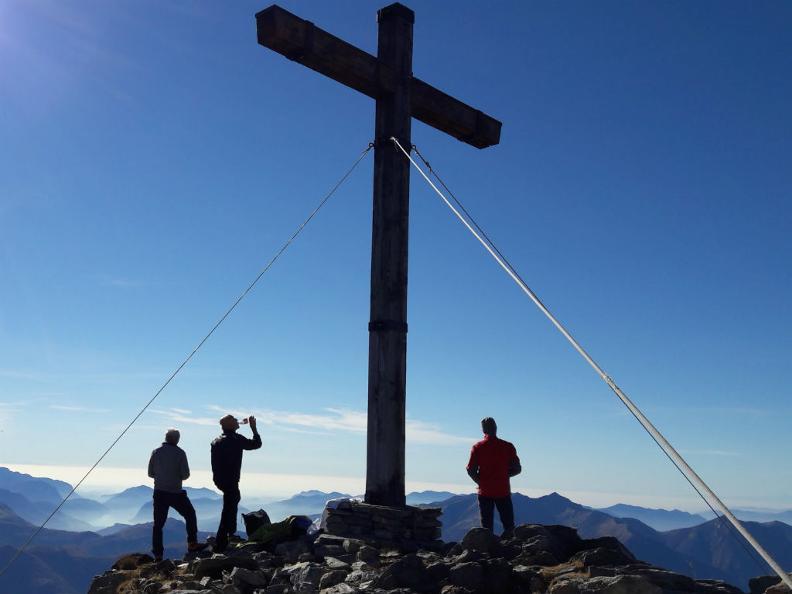 Image 0 - Monte Carasso – Cabane Albagno – Preonzo
