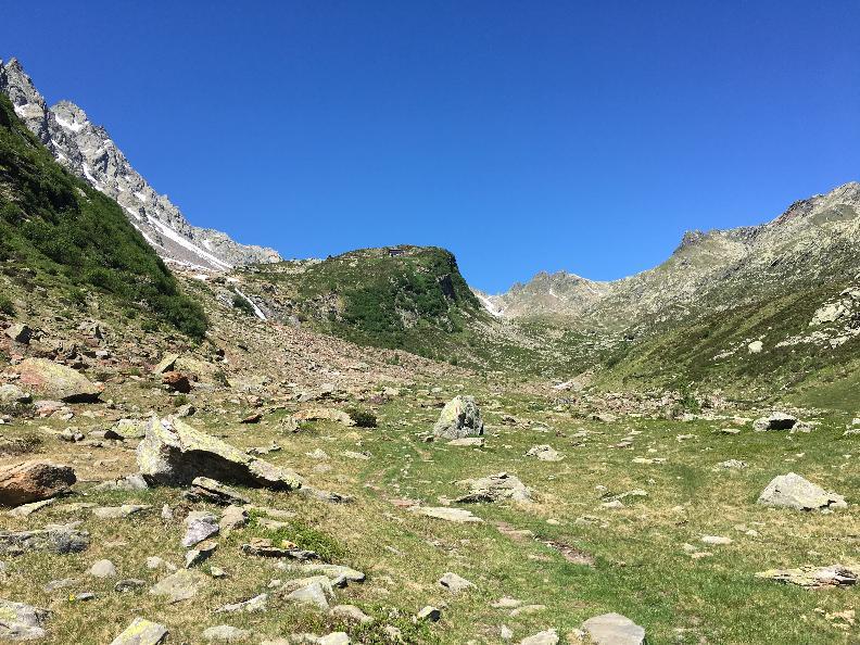 Image 8 - Sponda Hut – Campo Tencia Hut Crossing