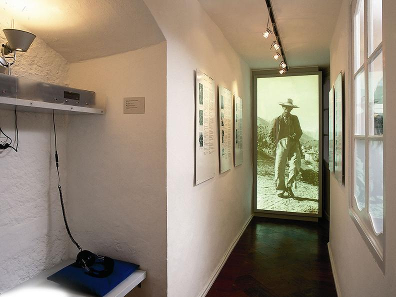 Image 1 - On Hermann Hesse's footsteps