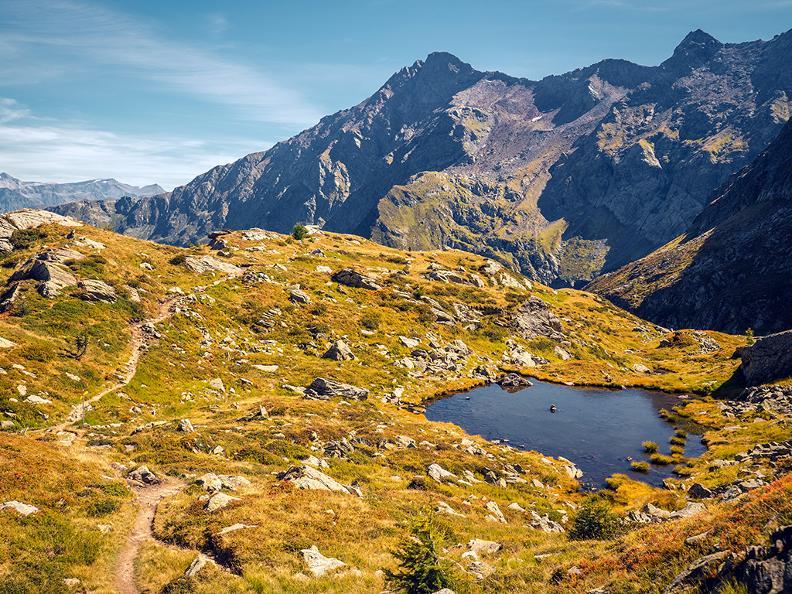 Image 1 - Hiking to Tremorgio and Morghirolo Lakes