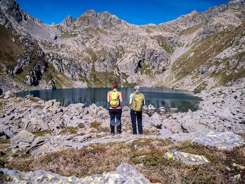 Image 0 - Hiking to Tremorgio and Morghirolo Lakes