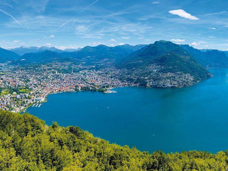 Image 0 - Monte San Salvatore nature trail