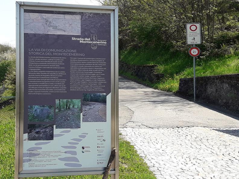 Image 0 - Der historische Weg des Montecenerino