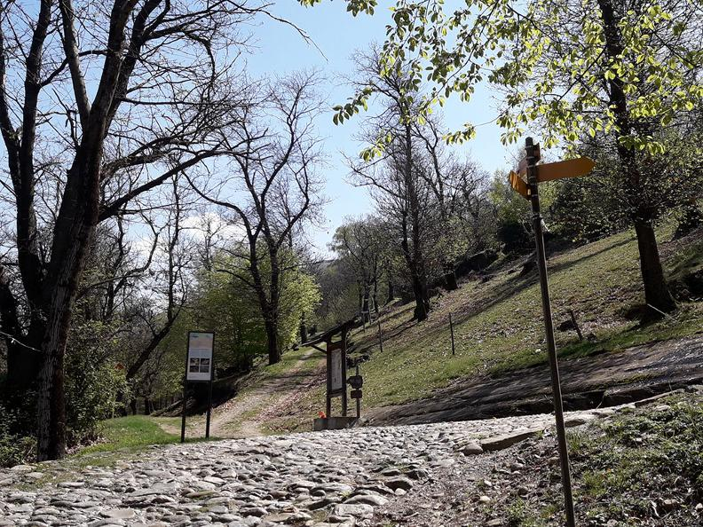Image 1 - Der historische Weg des Montecenerino