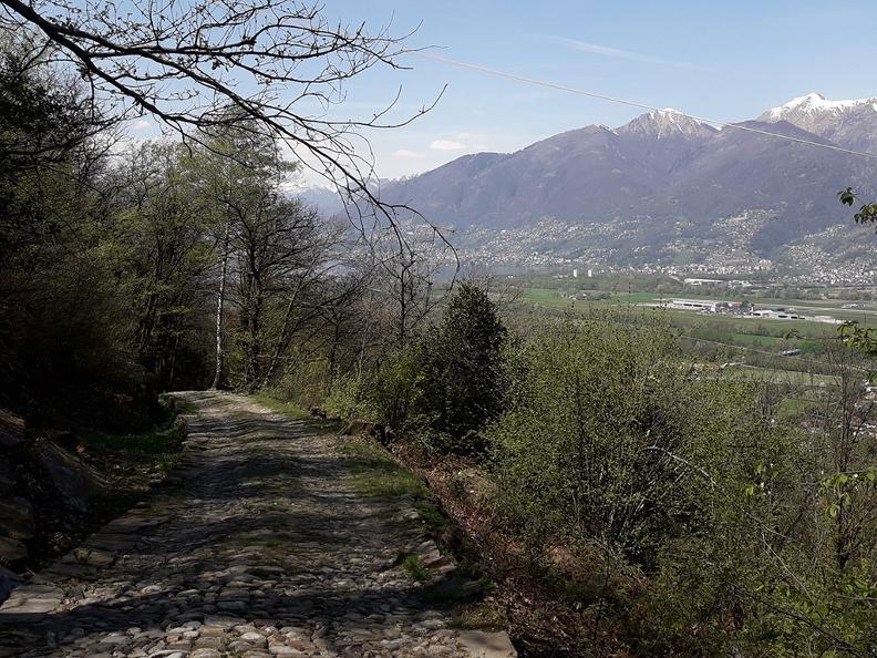 Image 6 - Via storica del Montecenerino
