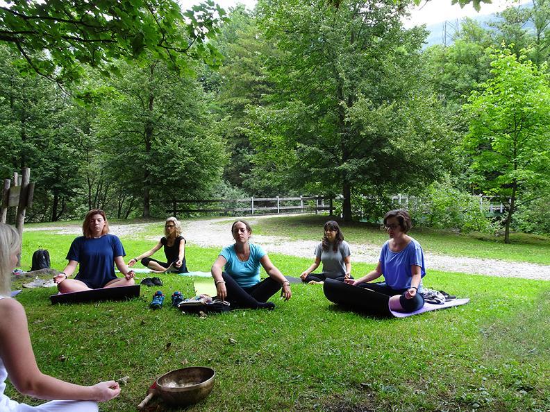 Image 5 - Yoga trail - Piumogna waterfall