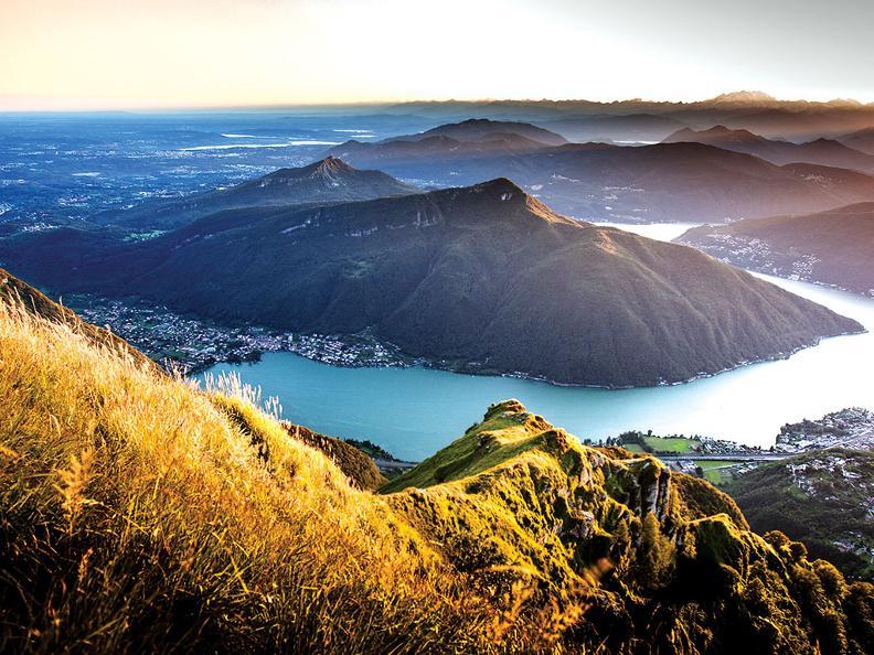 Image 3 - Meride - sommet du Monte San Giorgio - Meride
