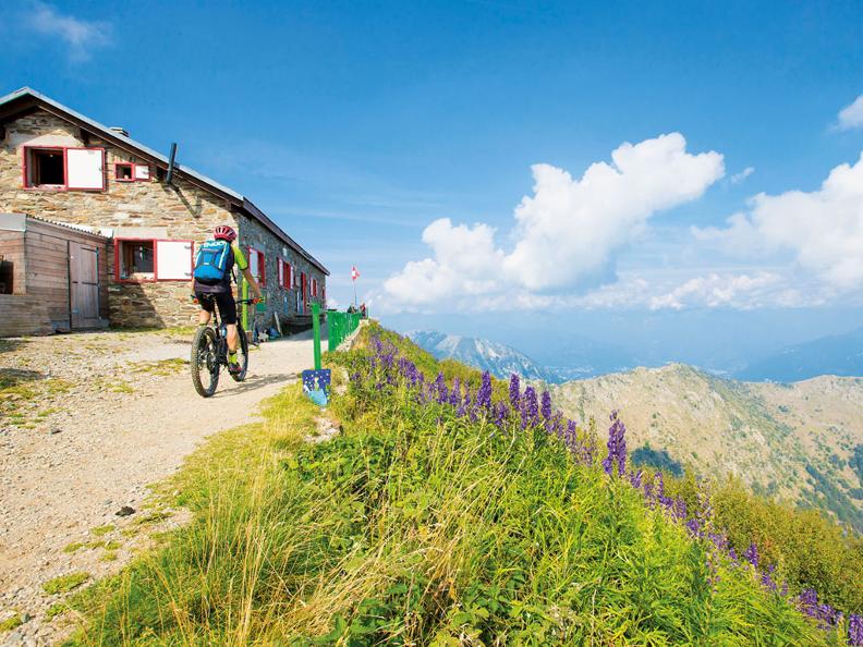 Image 2 - Monte Tamaro Bike