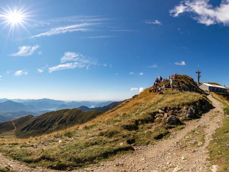 Image 9 - Giro del Monte Tamaro