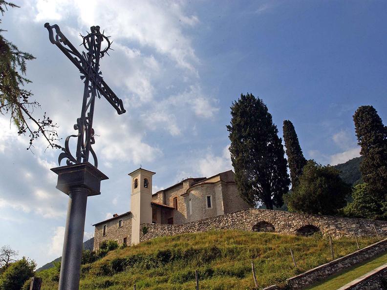 Image 1 - Castel San Pietro - Campora - Monte - Alpe di Caviano - Castel San Pietro