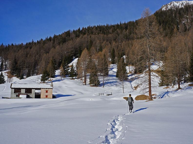 Image 3 - Randonnée en raquettes - Campo Vallemaggia