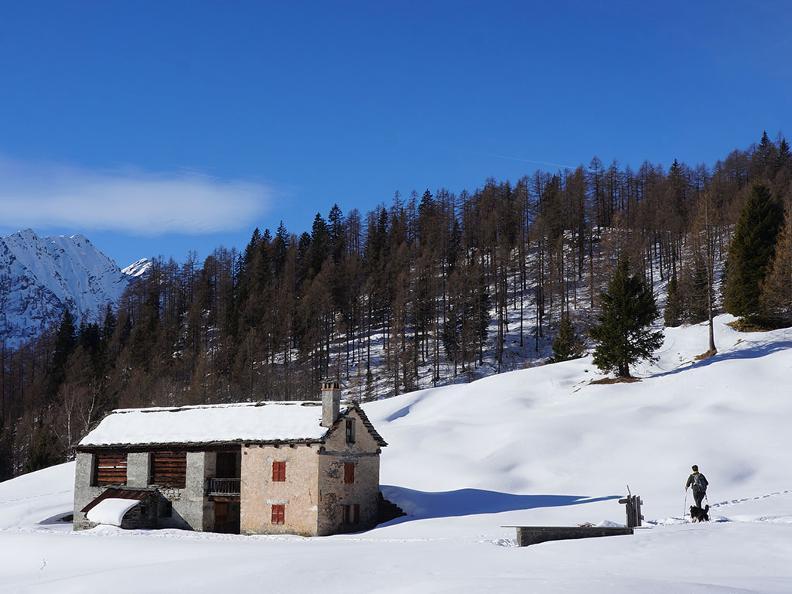 Image 4 - Randonnée en raquettes - Campo Vallemaggia
