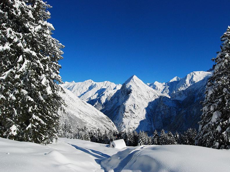 Image 0 - Snowshoe trail - Camperio-Gorda