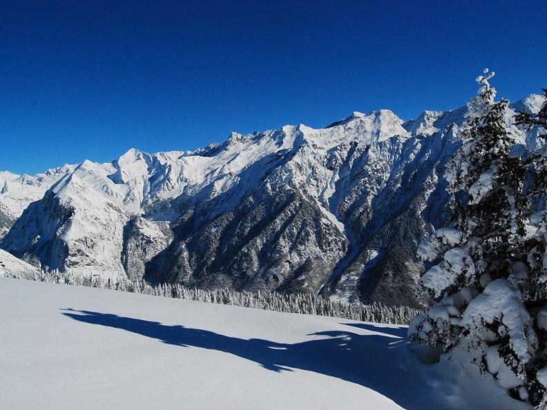 Image 2 - Snowshoe trail - Camperio-Gorda