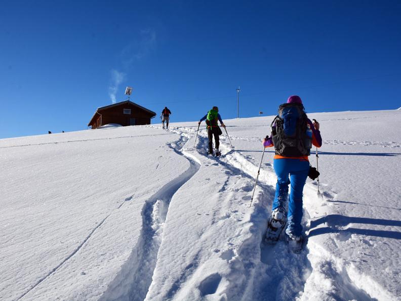 Image 4 - Snowshoe trail - Camperio-Gorda