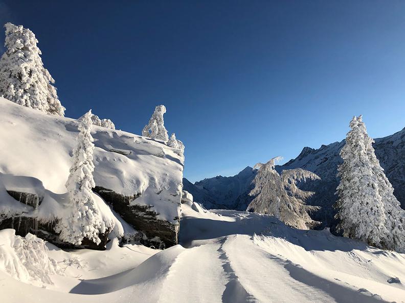 Image 6 - Snowshoe trail - Camperio-Gorda