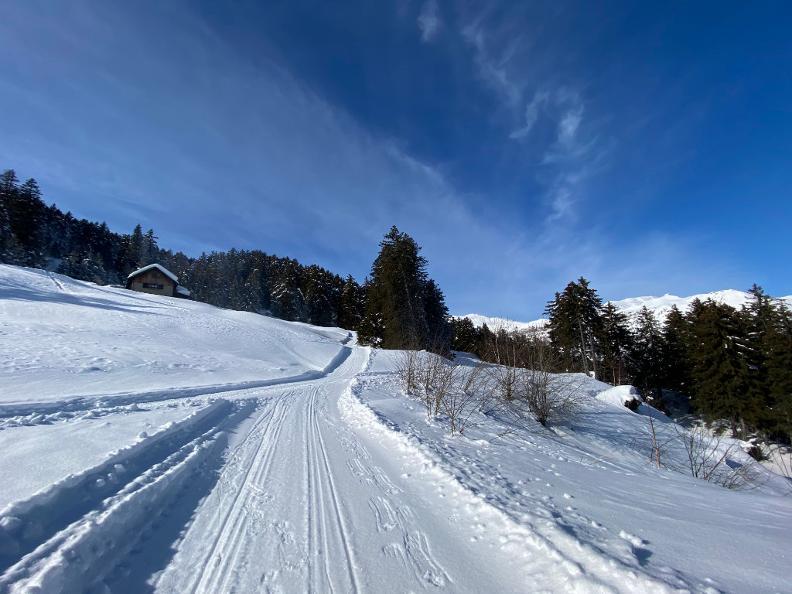 Image 0 - Sentiero invernale Camperio-Gorda
