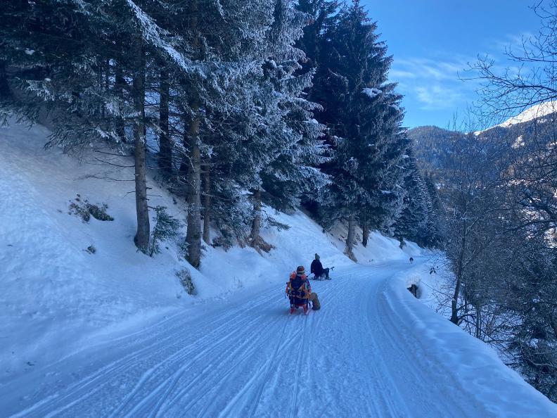 Image 5 - Sentiero invernale Camperio-Gorda