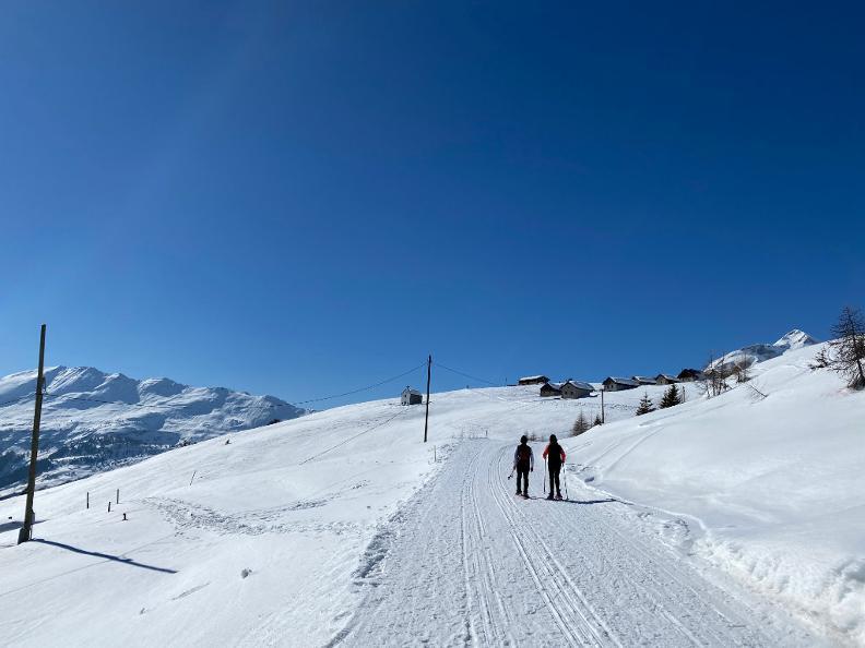 Image 6 - Sentiero invernale Camperio-Gorda