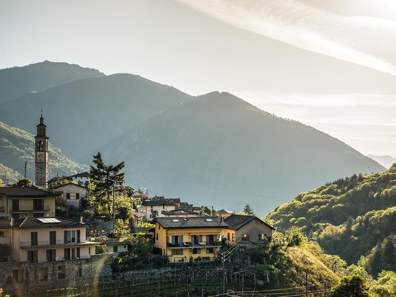 Image 0 - Percorso Intragna-Pizzo Leone-Arcegno