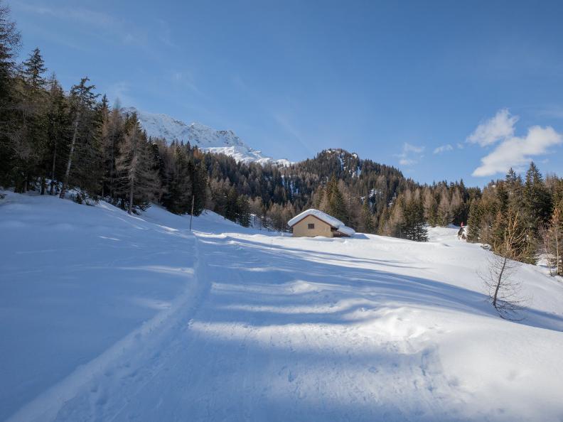 Image 4 - Winter walk Nante-Alpe Nuova