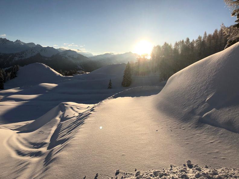 Image 0 - Winter walk Nante-Alpe Nuova