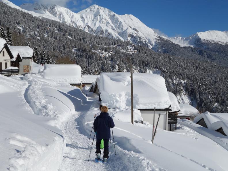 Image 1 - Winter walk Carì-Predèlp