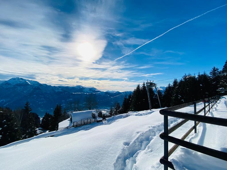 Image 5 - Snowshoe trail Mornera