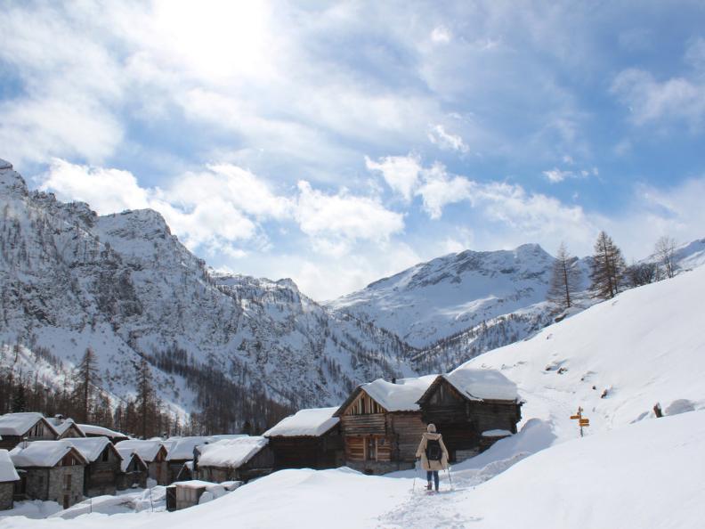 Image 3 - Snowshoe trail Ferder