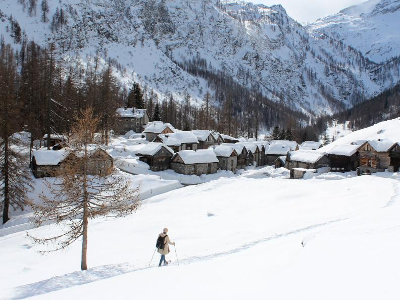 Image 5 - Snowshoe trail Ferder