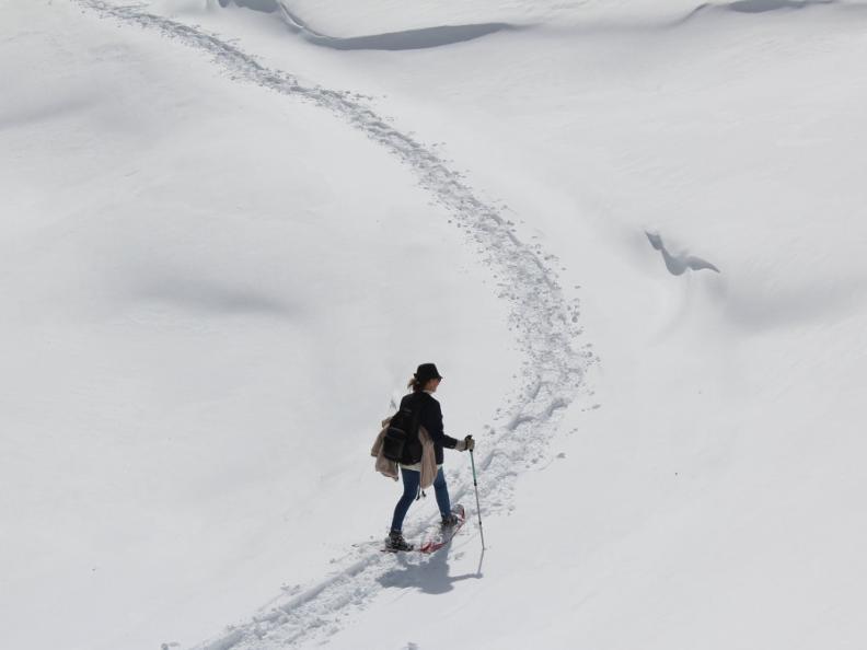 Image 7 - Snowshoe trail Ferder