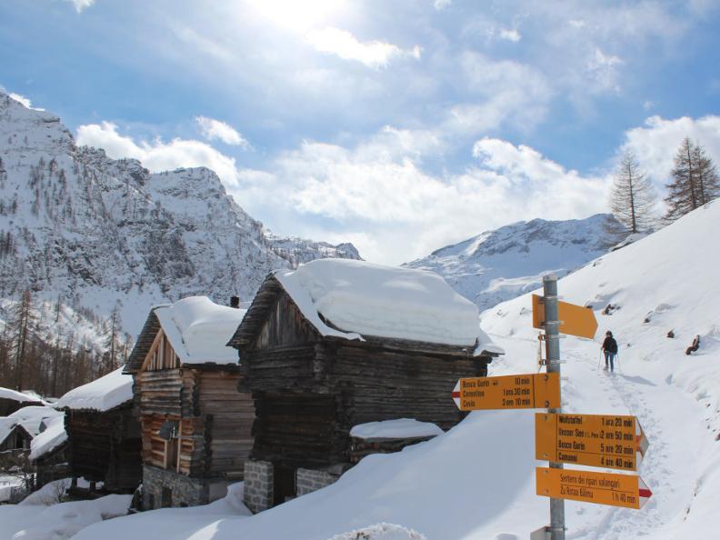 Image 0 - Snowshoe trail Ferder