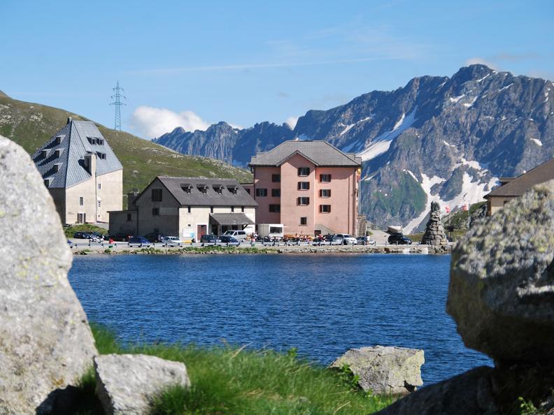 Image 0 - Ostello Passo San Gottardo