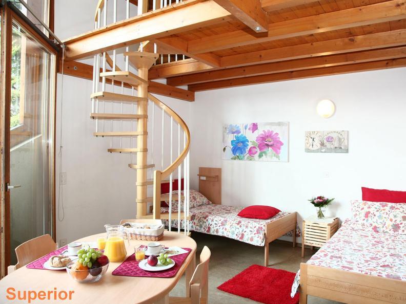 Image 3 - Auberge de Jeunesse Lugano-Savosa