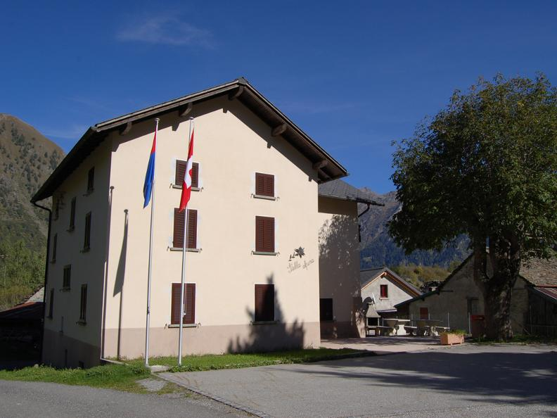 Image 1 - Olivone-Camperio Casa Stella Alpina
