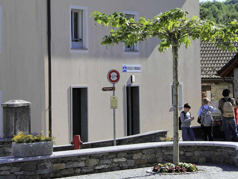 Image 1 - Ostello Palagnedra - Centovalli Hostel
