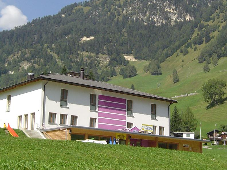 Image 0 - Casa Montana Greina - Campo Blenio