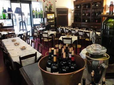 Ristorante Bottegone del Vino
