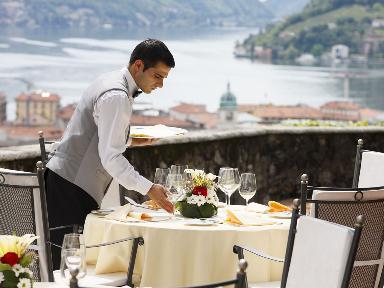 Ristorante Ai Giardini di Sassa, Villa Sassa Hotel, Residence & SPA