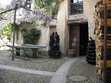 Grotto dell'Ortiga