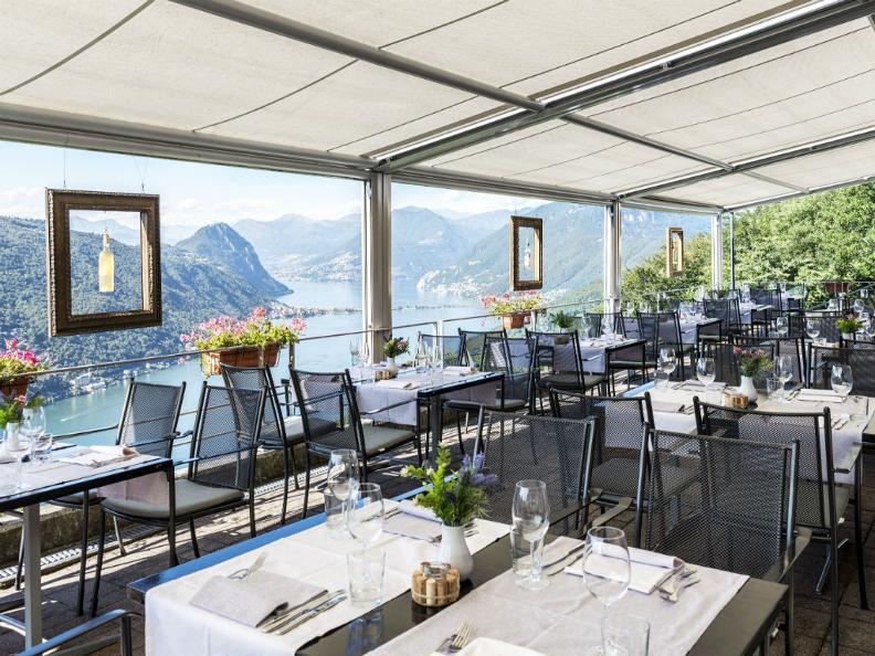 Image 2 - Restaurant Hotel Serpiano