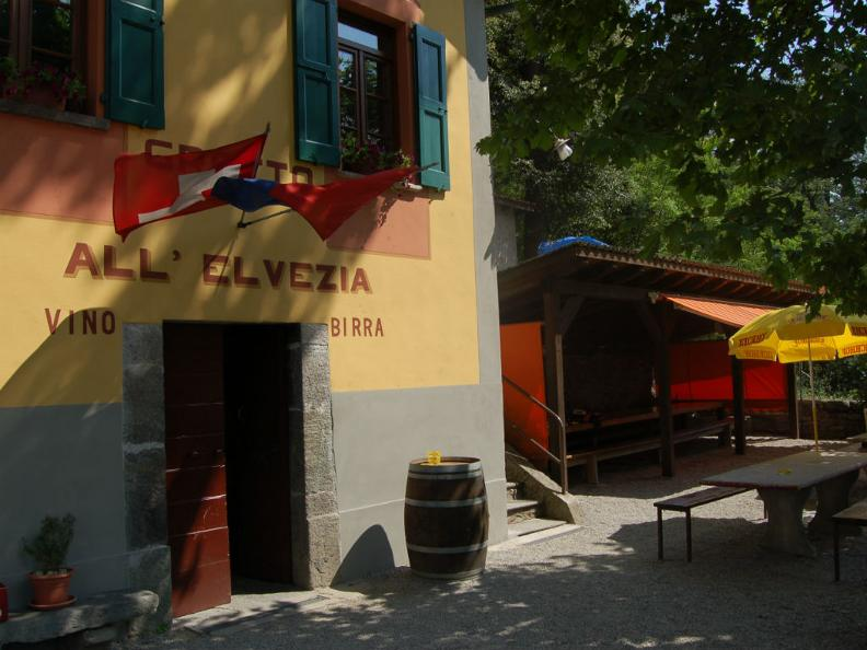 Image 0 - Grotto all'Elvezia