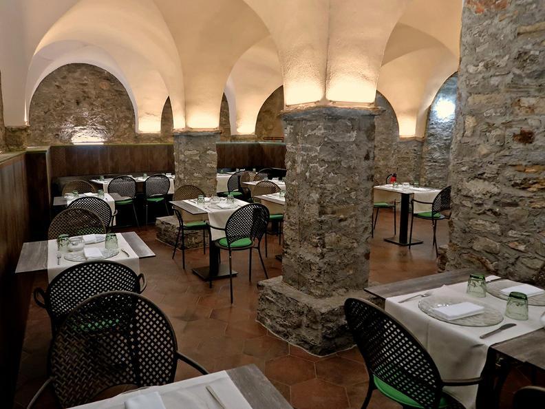 Image 6 - Restaurant La Corte in fiore