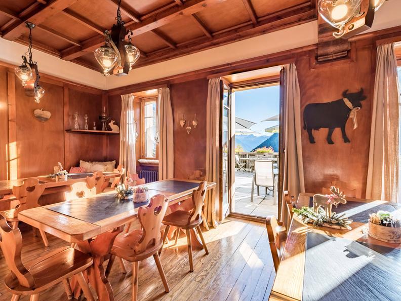 Image 9 - Restaurant Châlet Stella Alpina