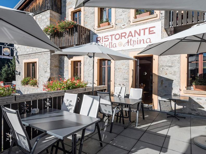 Image 1 - Restaurant Châlet Stella Alpina