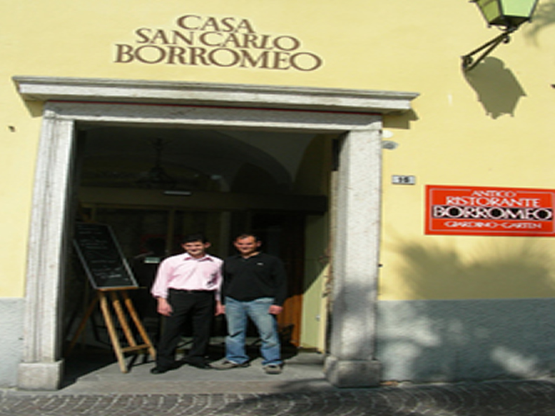 Image 0 - Antico Ristorante Borromeo
